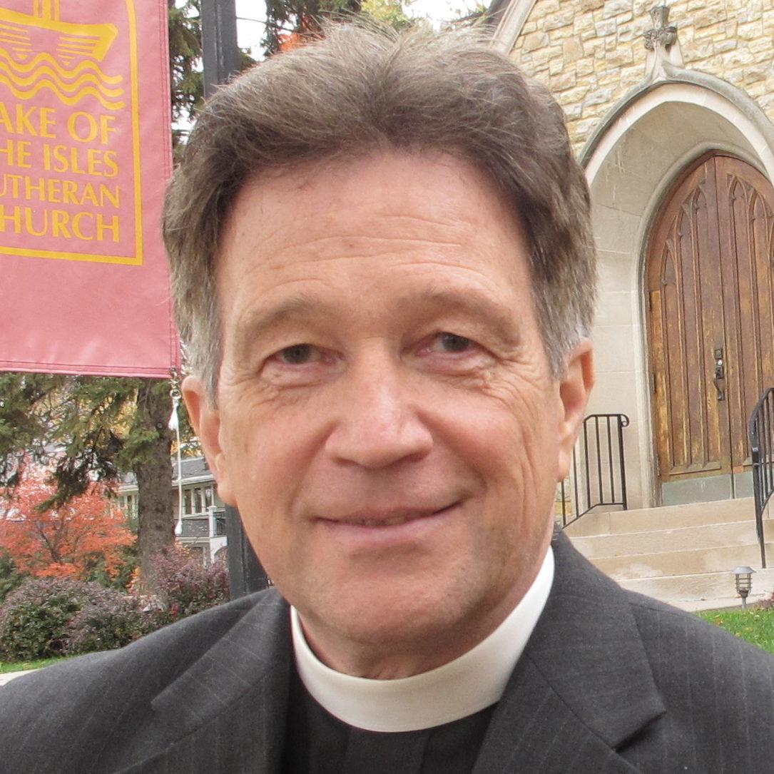 Rev. Arden Haug : Pastor