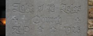 Church Cornerstone